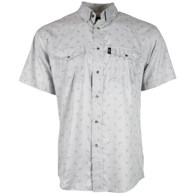 "Hooey Men's ""Sol"" Punchy Pearl Snap Shirt MEN - Clothing - Shirts - Short Sleeve Shirts HOOEY Teskeys"