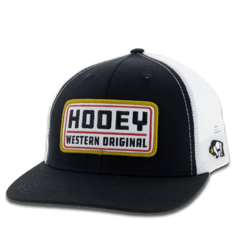 Hooey Western Original Patch Cap HATS - BASEBALL CAPS HOOEY Teskeys