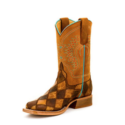 Horse Power Kid Patchwork Boot KIDS - Boys - Footwear - Boots HORSE POWER Teskeys