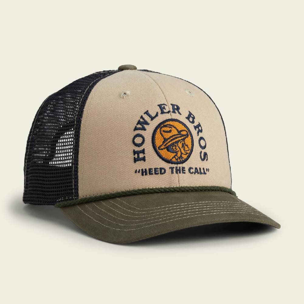 Howler El Monito Seal Cap HATS - BASEBALL CAPS HOWLER BROS Teskeys