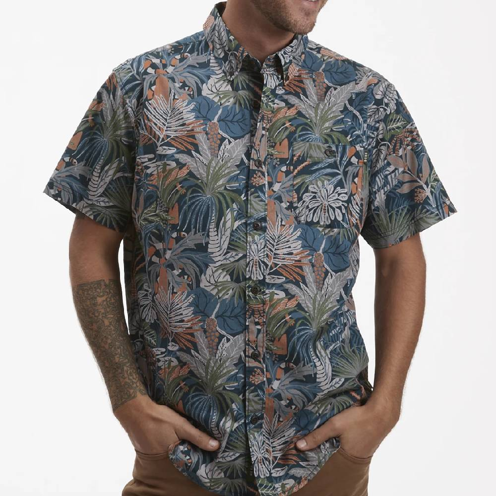 Howler Mansfield Glades Button Up Shirt MEN - Clothing - T-Shirts & Tanks HOWLER BROS Teskeys