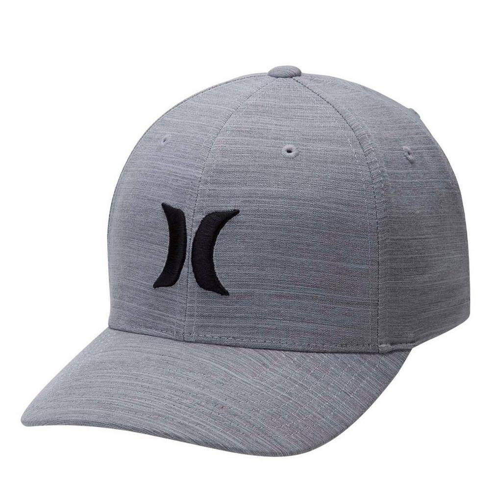 Hurley Dri-FIt Cutback Flexfit Hat HATS - BASEBALL CAPS HURLEY Teskeys