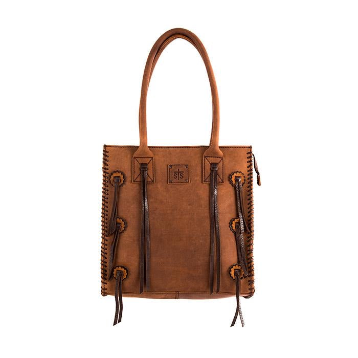 STS Ranchwear Large Chaps Tote