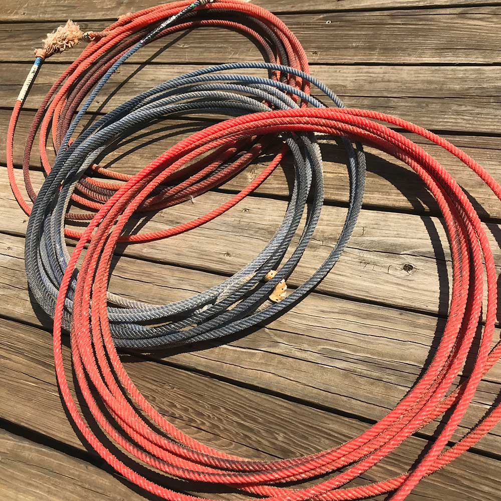 USED ROPES Tack - Ropes & Roping Teskeys Teskeys