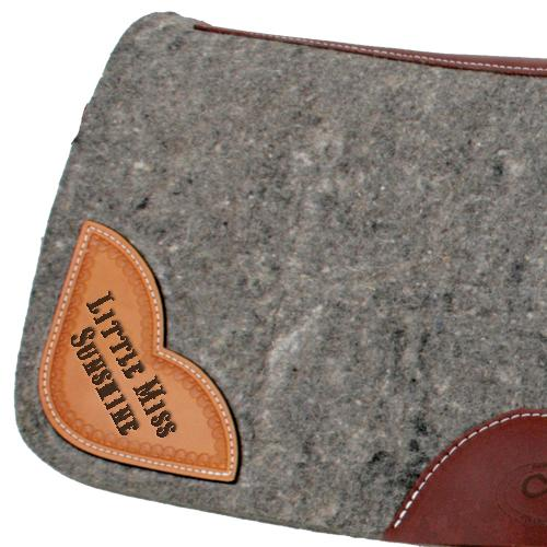 Trophy Saddle Pad 4 CUSTOMS & AWARDS - PADS& - BLANKETS& - SHEETS Teskey's Teskeys