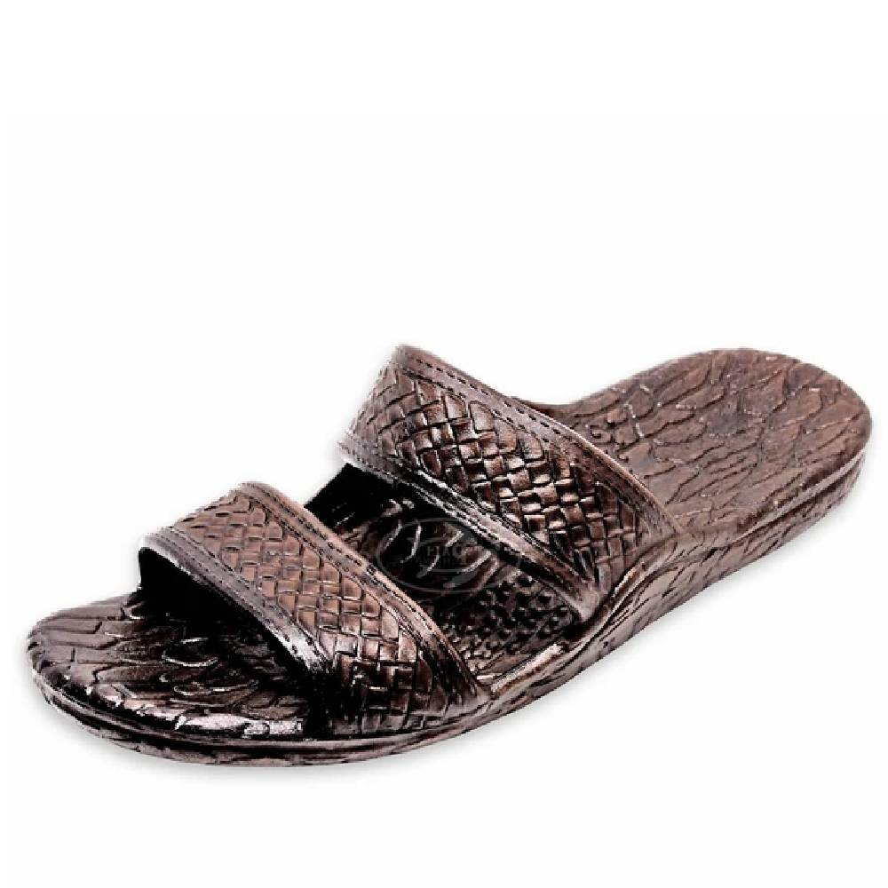 Classic Dark Brown Jandal WOMEN - Footwear - Sandals Pali Hawaii Teskeys