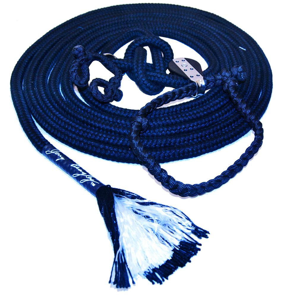Jerry Beagley Deluxe Jerkline Package Tack - Ropes & Roping JERRY BEAGLEY Teskeys