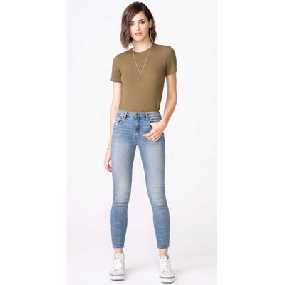 Unpublished Olivia High Rise Skinny Jean WOMEN - Clothing - Jeans UNPUBLISHED Teskeys