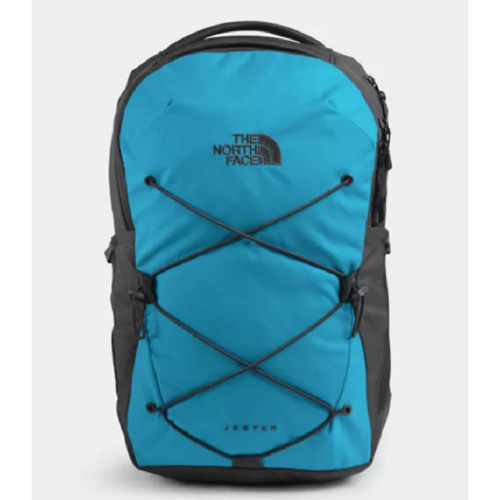 The North Face Women's Jester Backpack-Ethereal Blue ACCESSORIES - Luggage & Travel - Backpacks & Belt Bags The North Face Teskeys