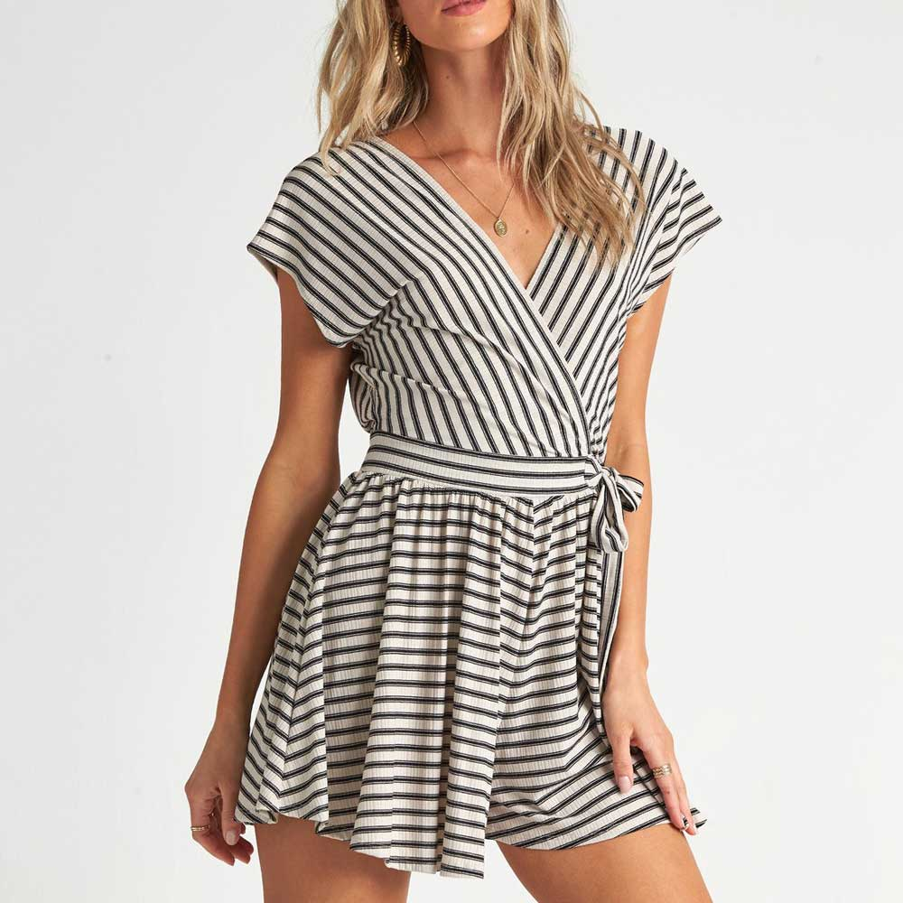 Billabong Easy Day Romper WOMEN - Clothing - Jumpsuits & Rompers BILLABONG Teskeys