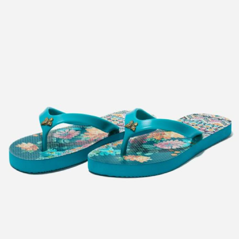Johnny Was Sonoma Flip Flop WOMEN - Footwear - Sandals JOHNNY WAS COLLECTION Teskeys