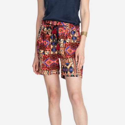 Johnny Was Paperbag Shorts WOMEN - Clothing - Shorts JOHNNY WAS COLLECTION Teskeys