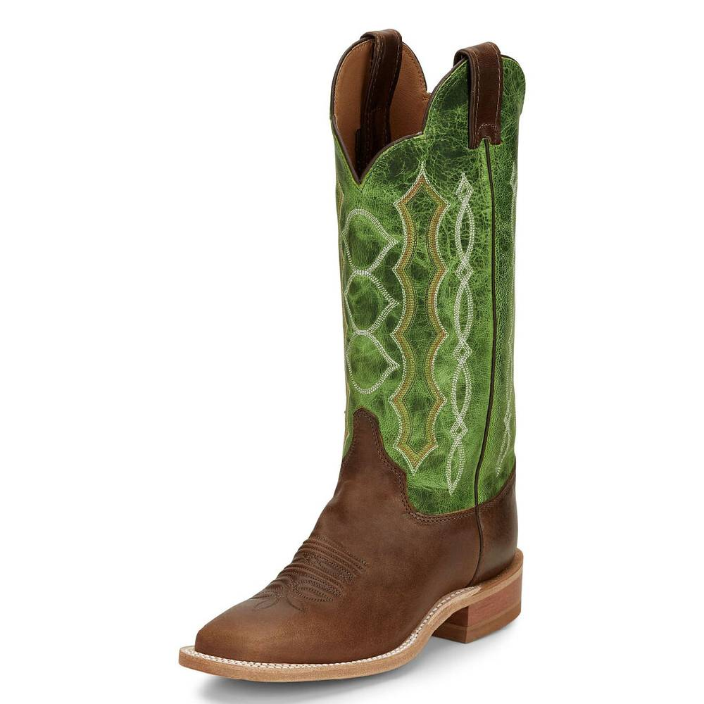 Justin Lawton Boot WOMEN - Footwear - Boots - Western Boots JUSTIN BOOT CO. Teskeys