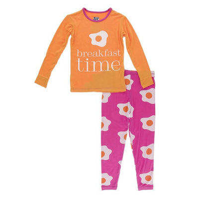 Kickee Pants Print PJ Set - Multiple Prints KIDS - Baby - Baby Girl Clothing Kickee Pants Teskeys
