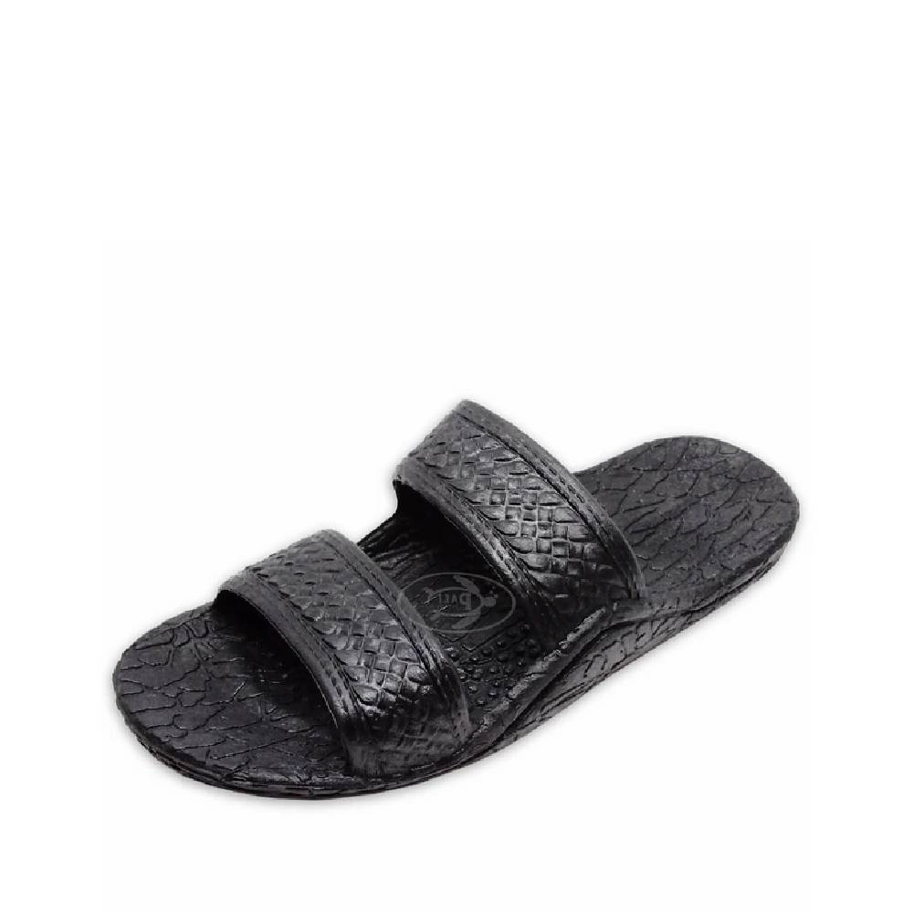 Kid's Black Jandal WOMEN - Footwear - Sandals Pali Hawaii Teskeys