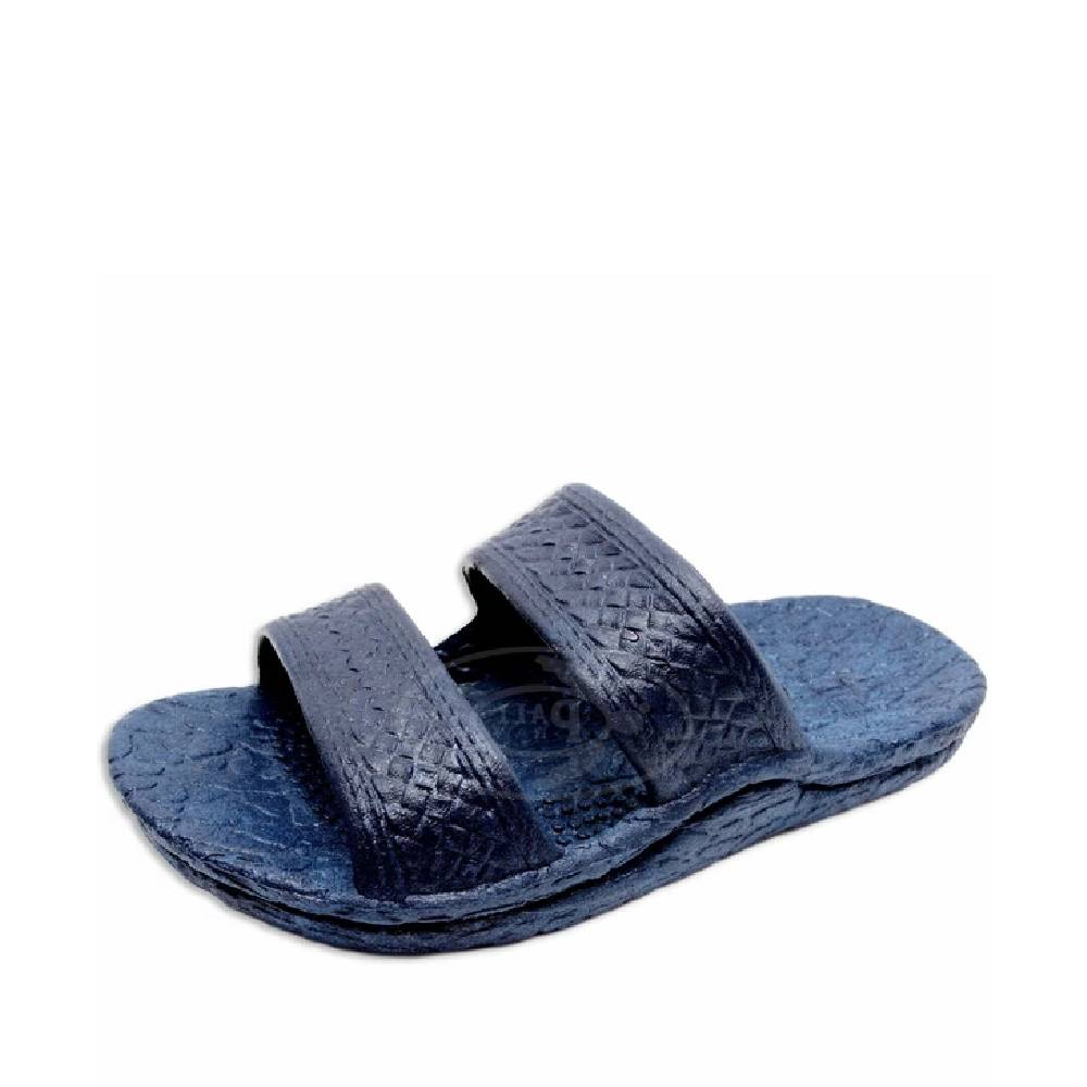 Kid's Navy Jandal WOMEN - Footwear - Sandals Pali Hawaii Teskeys