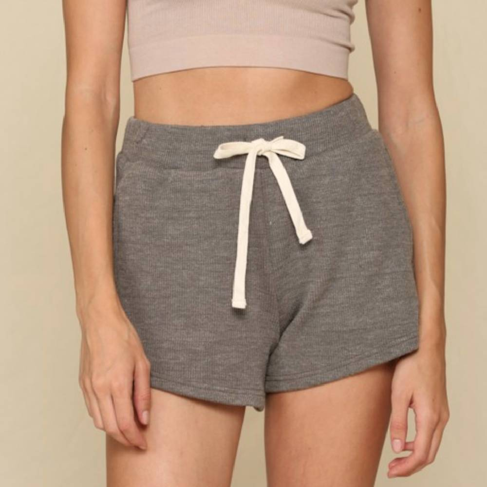 Knit Shorts WOMEN - Clothing - Shorts BY TOGETHER Teskeys