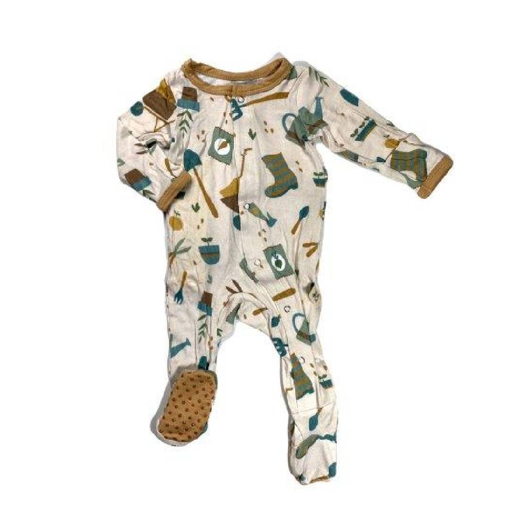 Kozi & Co Footies - Multiple Prints KIDS - Baby - Unisex Baby Clothing KOZI & CO Teskeys