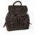 Leather Backpack ACCESSORIES - Luggage & Travel - Backpacks & Belt Bags Teskeys Teskeys