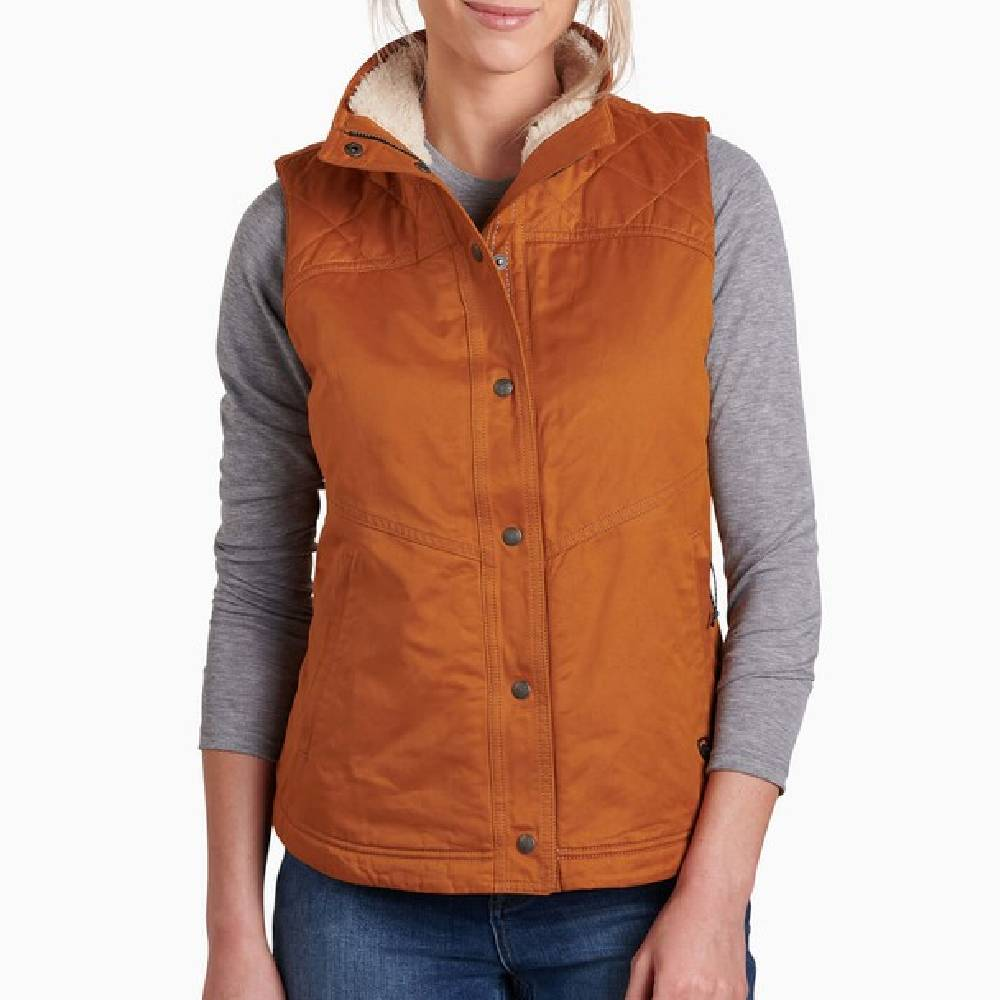 KÜHL Celeste Lined Vest WOMEN - Clothing - Outerwear - Vests Kuhl Teskeys