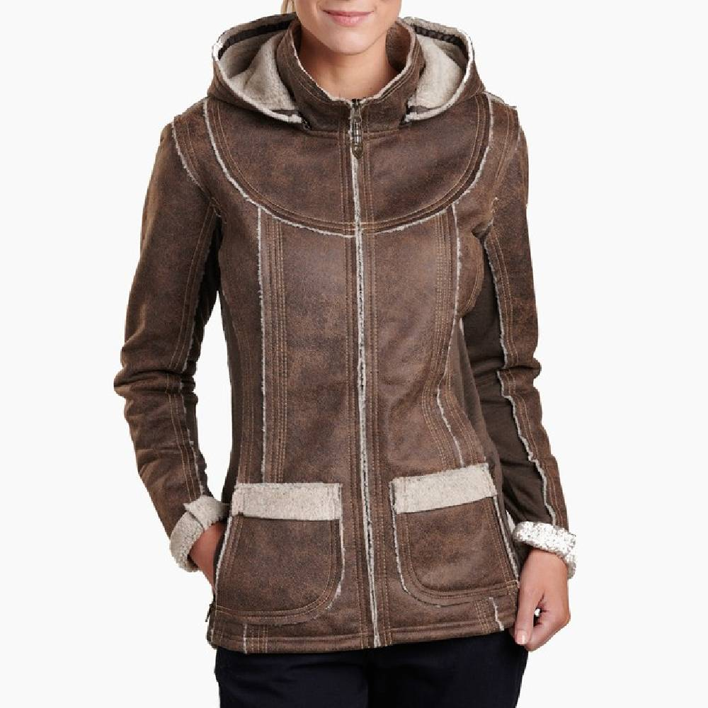 KÜHL Dani Sherpa Jacket WOMEN - Clothing - Outerwear - Jackets Kuhl Teskeys