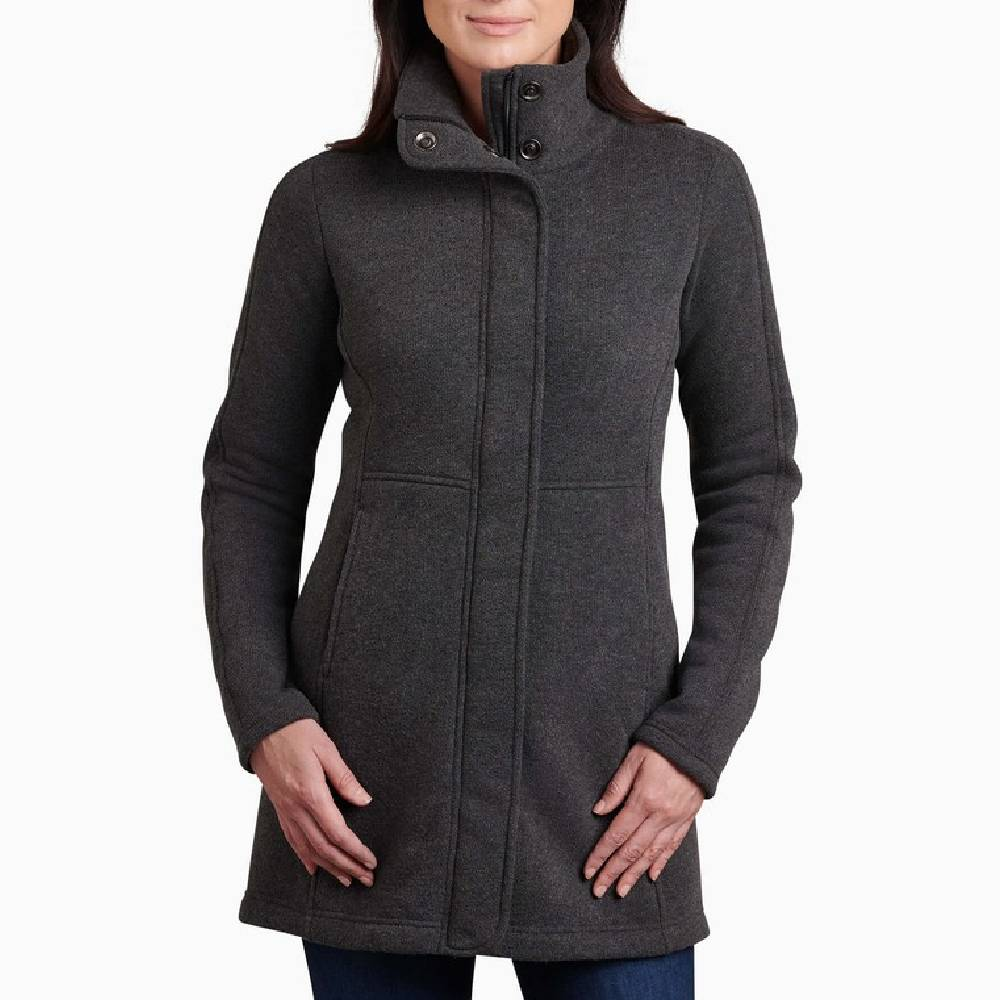 KÜHL Highland Long Jacket WOMEN - Clothing - Outerwear - Jackets Kuhl Teskeys