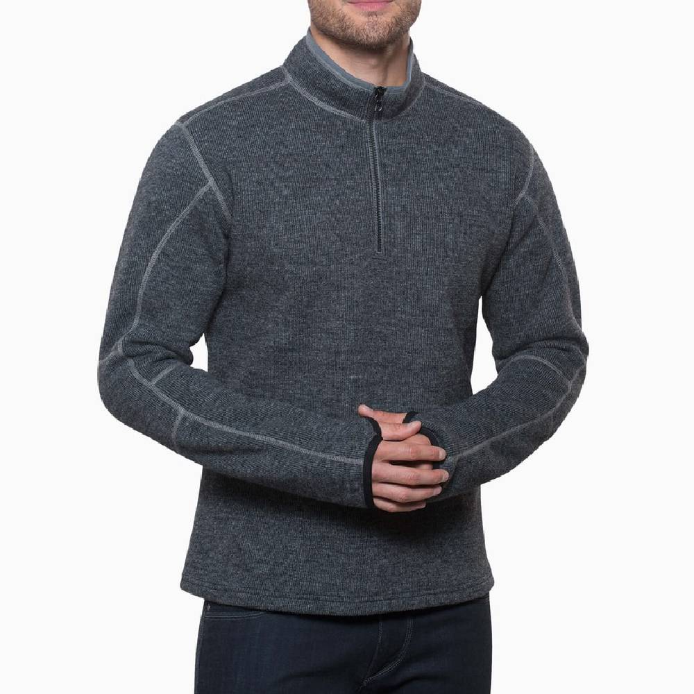 KÜHL Thor 1/4 Zip Pullover MEN - Clothing - Pullovers & Hoodies Kuhl Teskeys