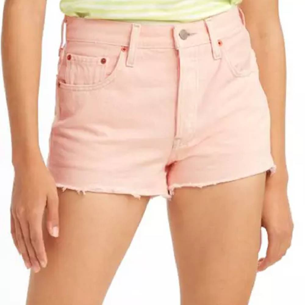 Levi 501 Your A Peach Shorts WOMEN - Clothing - Shorts LEVI STRAUSS & CO Teskeys