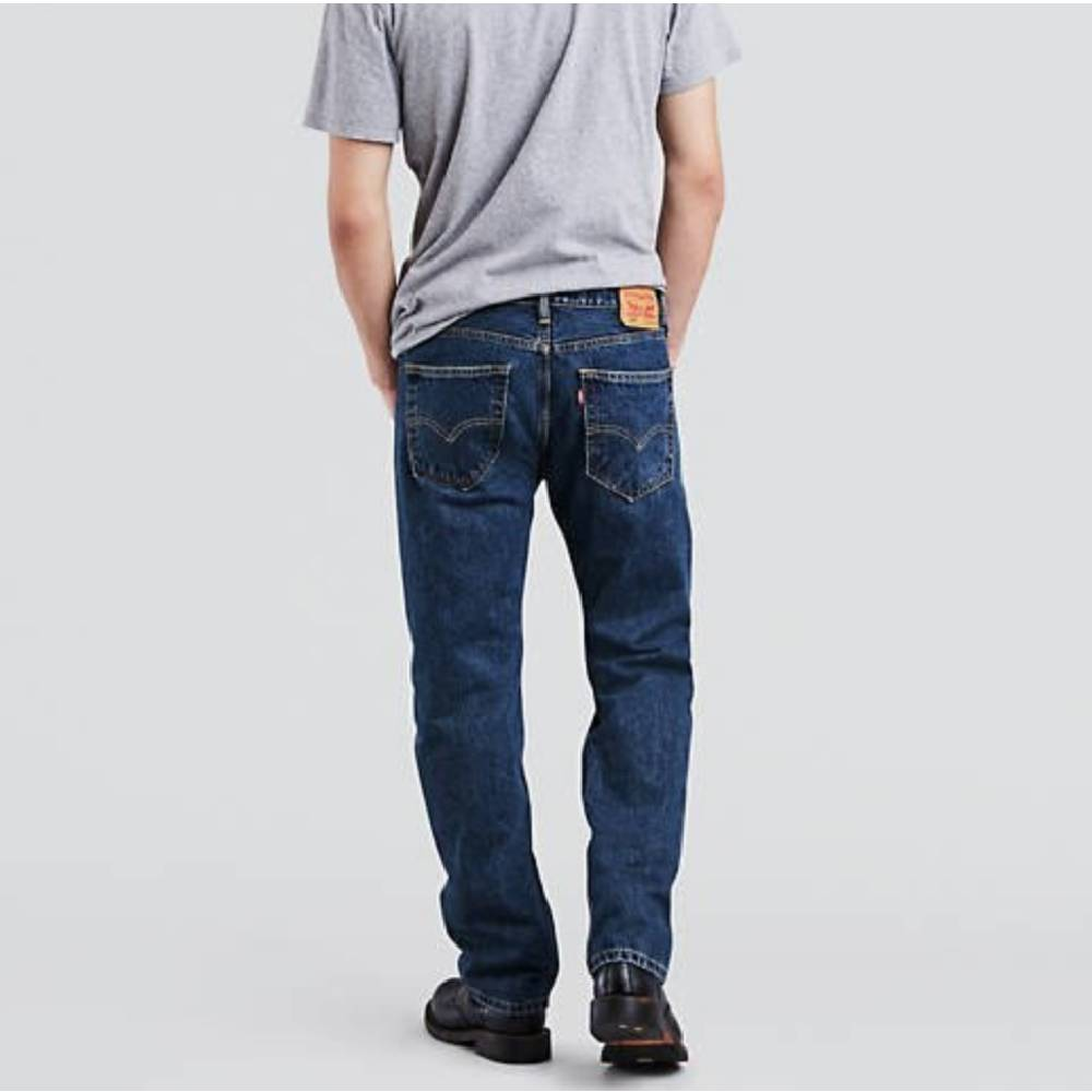 Levi 505 Regular Fit Jean MEN - Clothing - Jeans LEVI STRAUSS & CO Teskeys