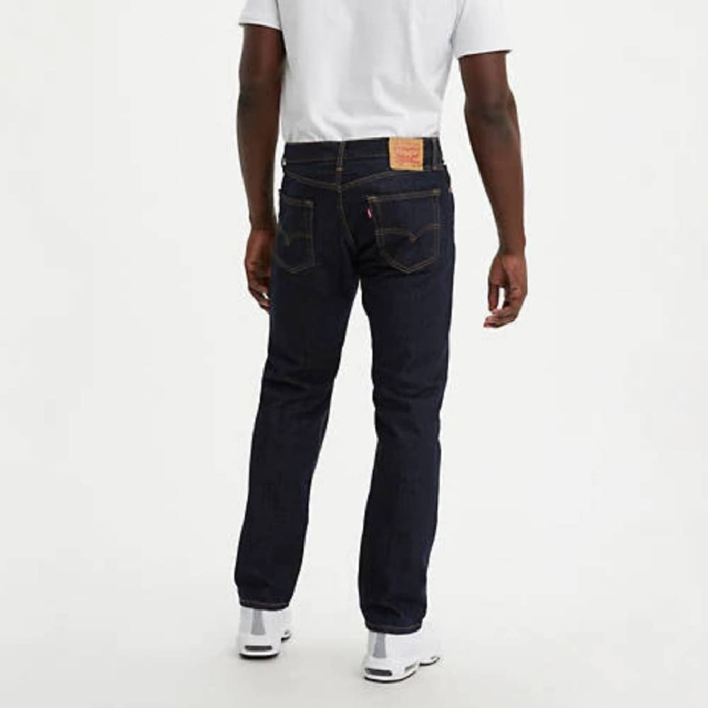Levi 505 Regular Fit Jeans MEN - Clothing - Jeans LEVI STRAUSS & CO Teskeys