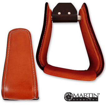Martin Slanted Stirrup Saddles - Saddle Accessories Martin Saddlery Teskeys
