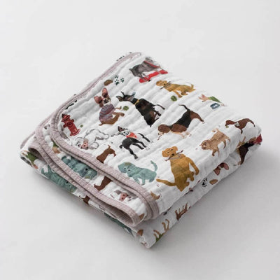 Muslin Quilts-Multiple Prints KIDS - Baby - Baby Accessories LITTLE UNICORN, LLC. Teskeys