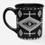 Pendleton Los Ojos Black Mug HOME & GIFTS - Tabletop + Kitchen - Drinkware + Glassware PENDLETON Teskeys