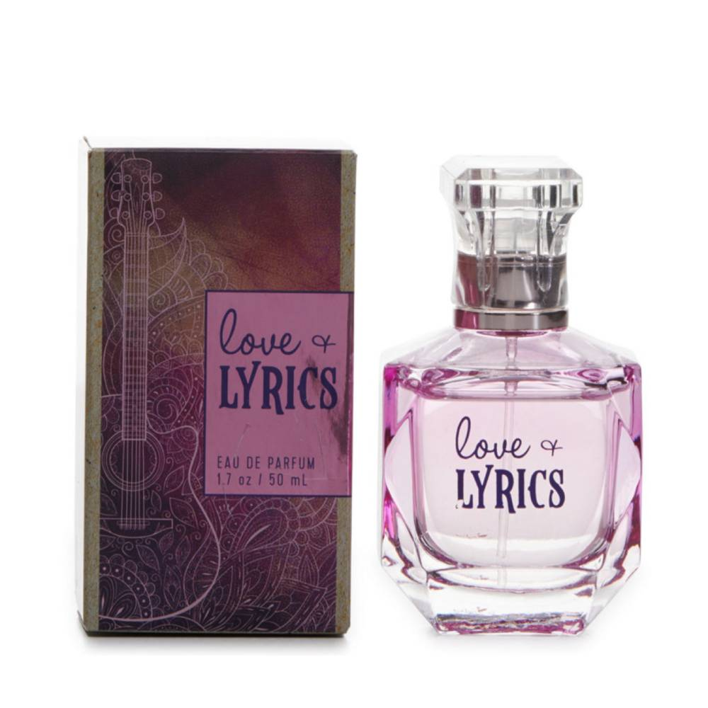 Love & Lyrics Perfume 1.7oz HOME & GIFTS - Bath & Body - Perfume TRU FRAGRANCE Teskeys