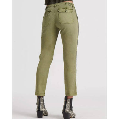 Lucky Brand Utility Boyfriend Pant WOMEN - Clothing - Pants & Leggings LUCKY BRAND JEANS Teskeys