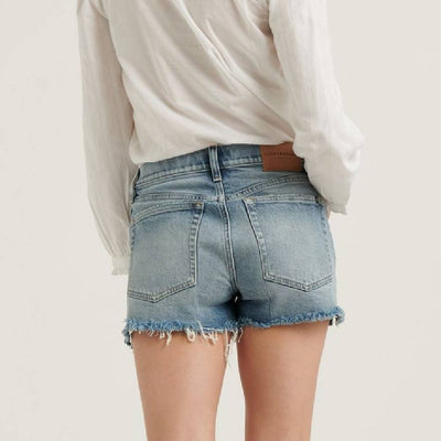 Lucky Brand Relaxed Short WOMEN - Clothing - Shorts LUCKY BRAND JEANS Teskeys