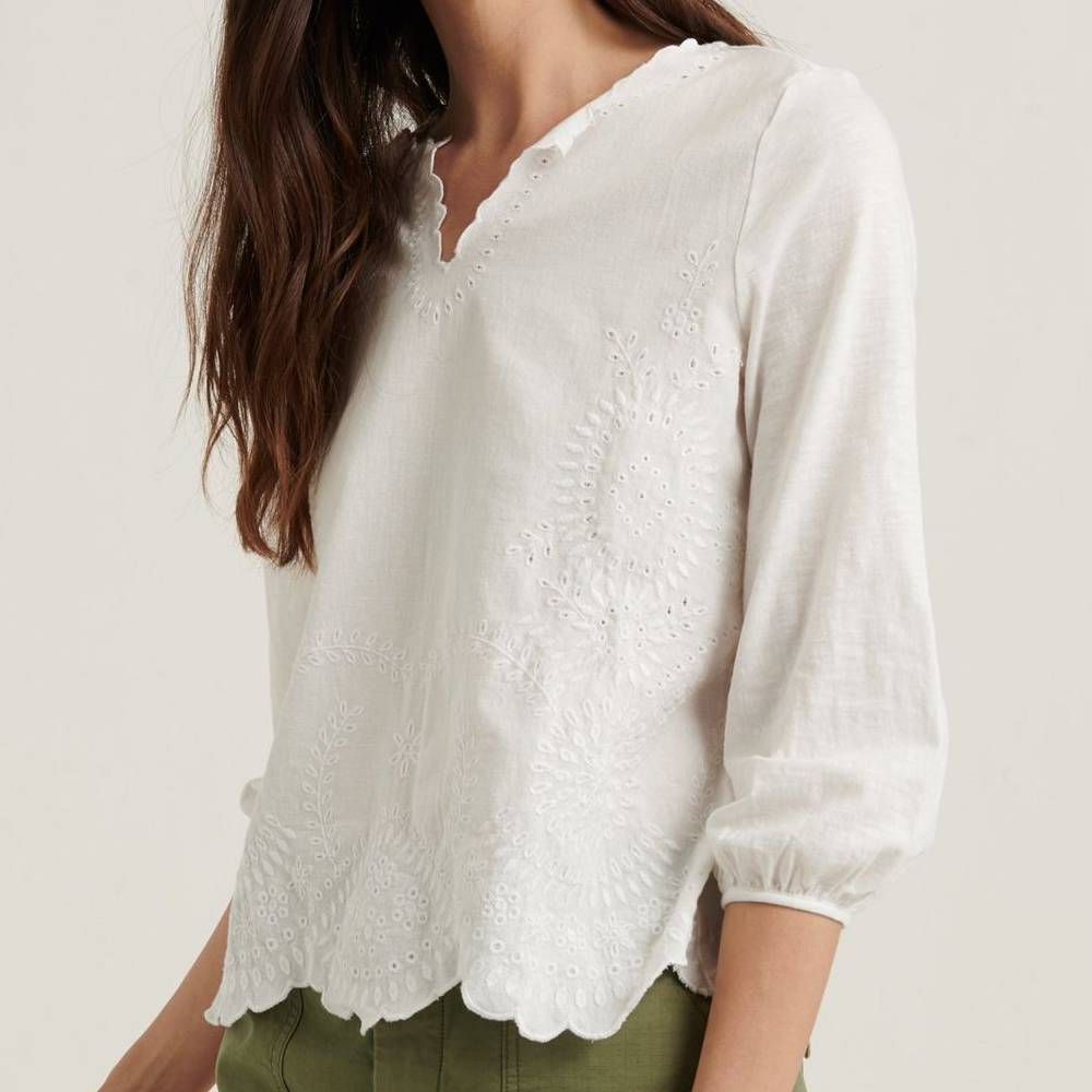 Lucky Brand V-Neck Top