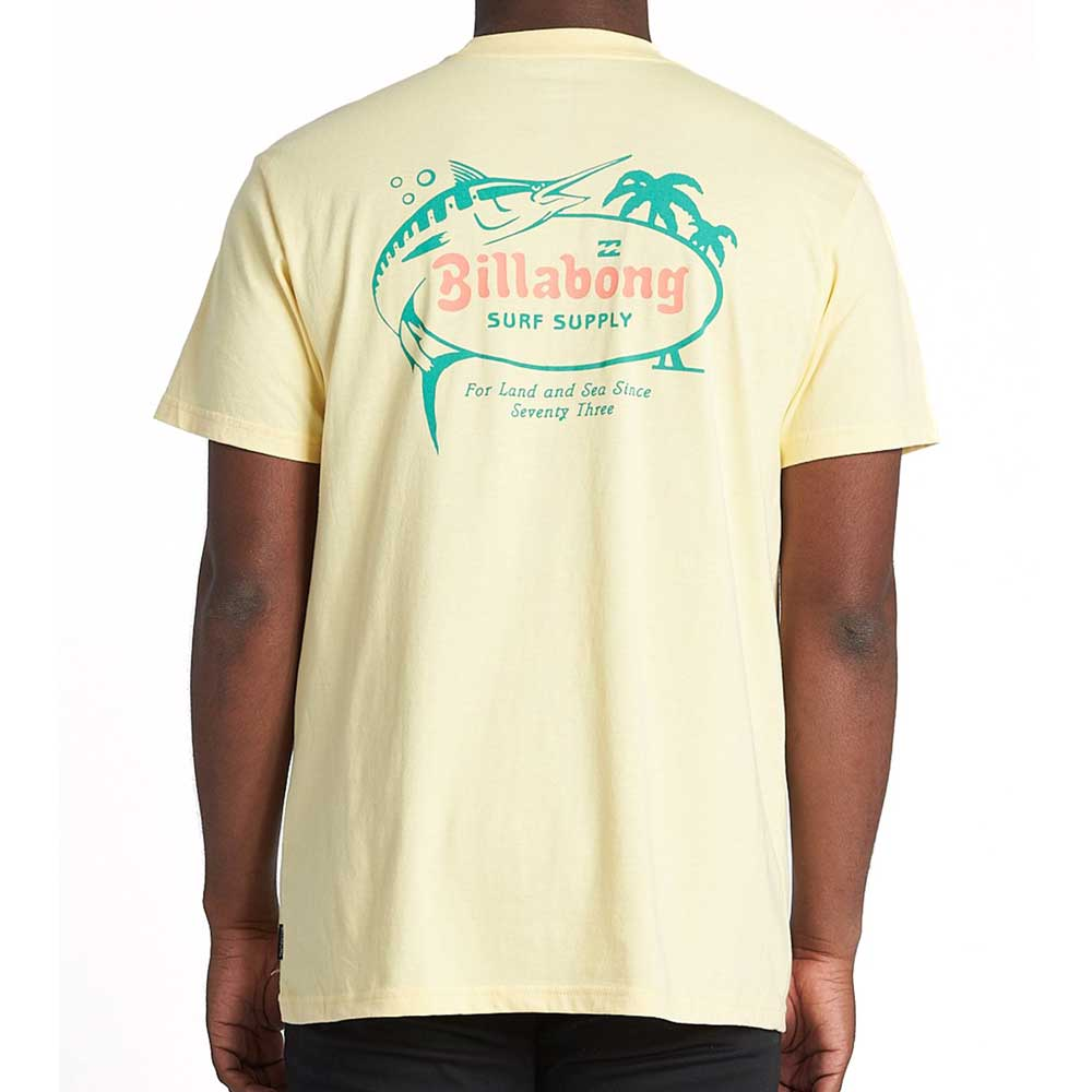 Billabong Surf Supply Short Sleeve T-Shirt MEN - Clothing - T-Shirts & Tanks BILLABONG Teskeys