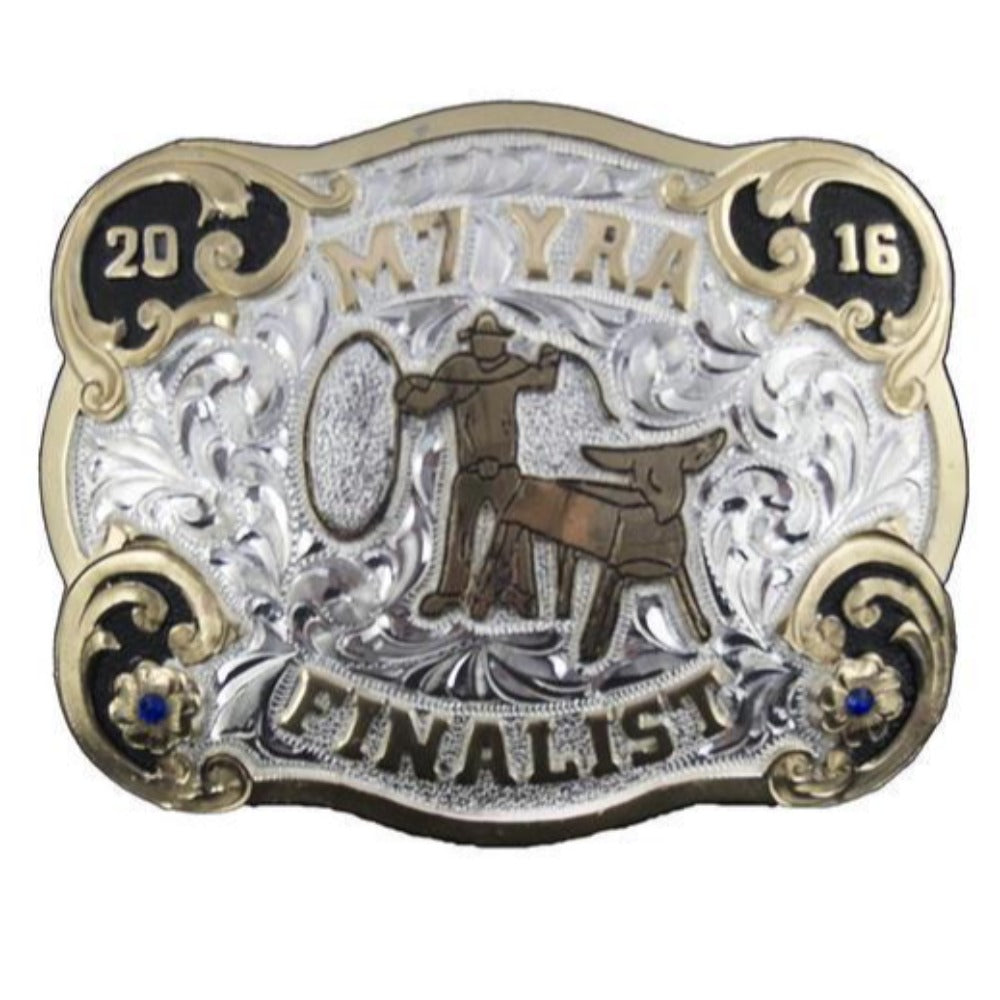 Junior Trophy Buckle 2
