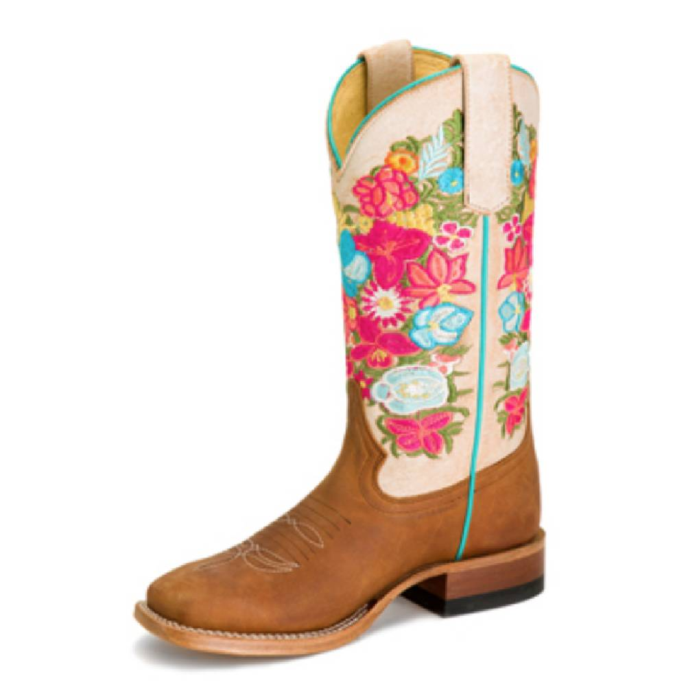 Macie Bean Ring Around The Rosita Boot WOMEN - Footwear - Boots - Western Boots ANDERSON BEAN BOOT CO. Teskeys