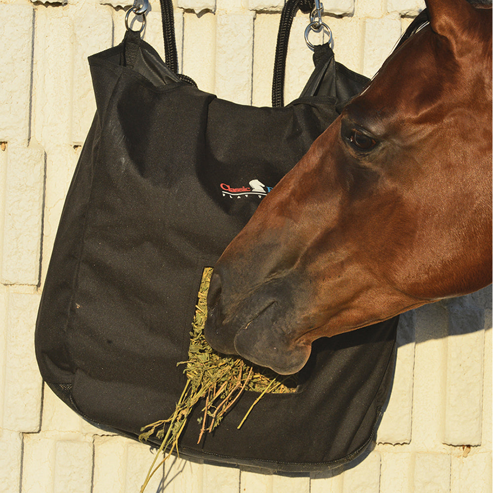 Classic Equine Basic Hay Bag Farm & Ranch - Barn Supplies - Hay Bags & Nets Classic Equine Teskeys