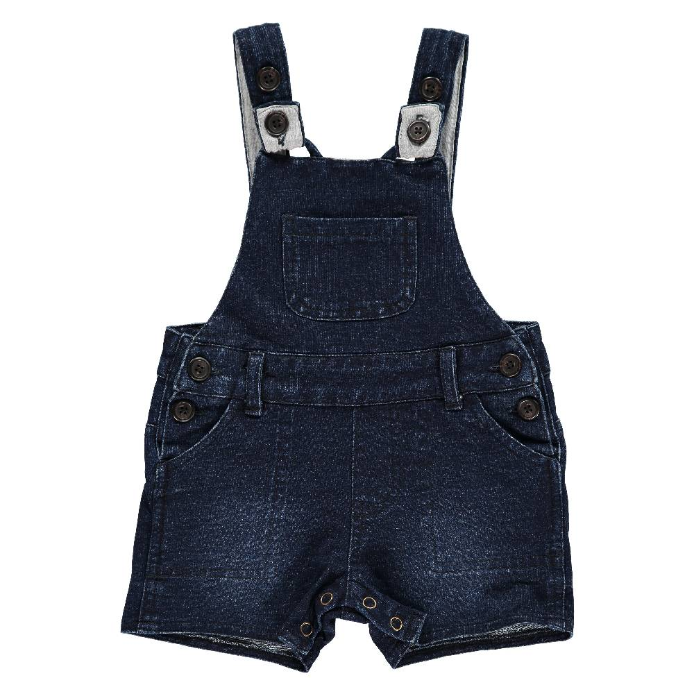 Me & Henry Shortie Dungaree Overall KIDS - Baby - Baby Boy Clothing Me & Henry Teskeys