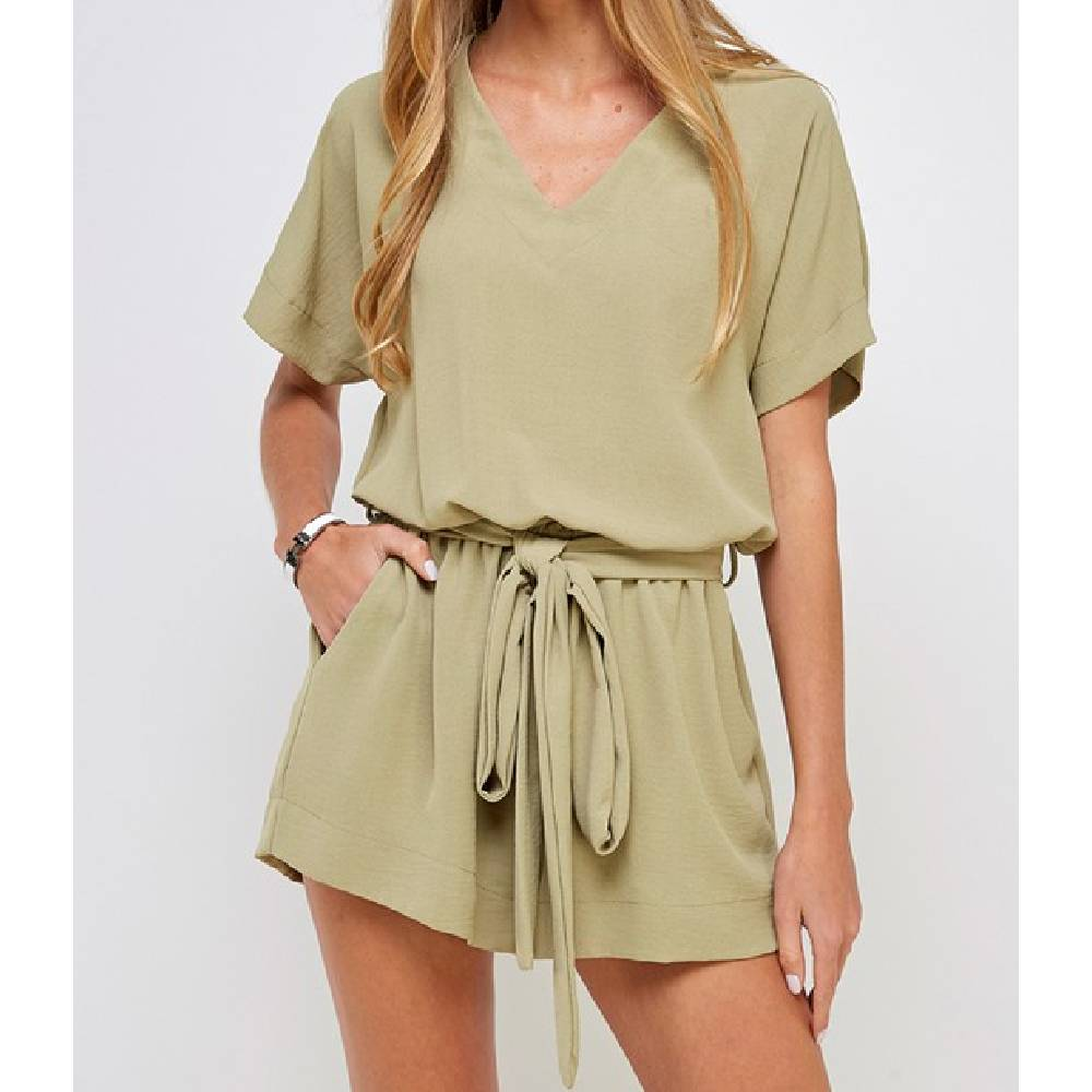 Milano Romper WOMEN - Clothing - Jumpsuits & Rompers CARAMELA INC Teskeys