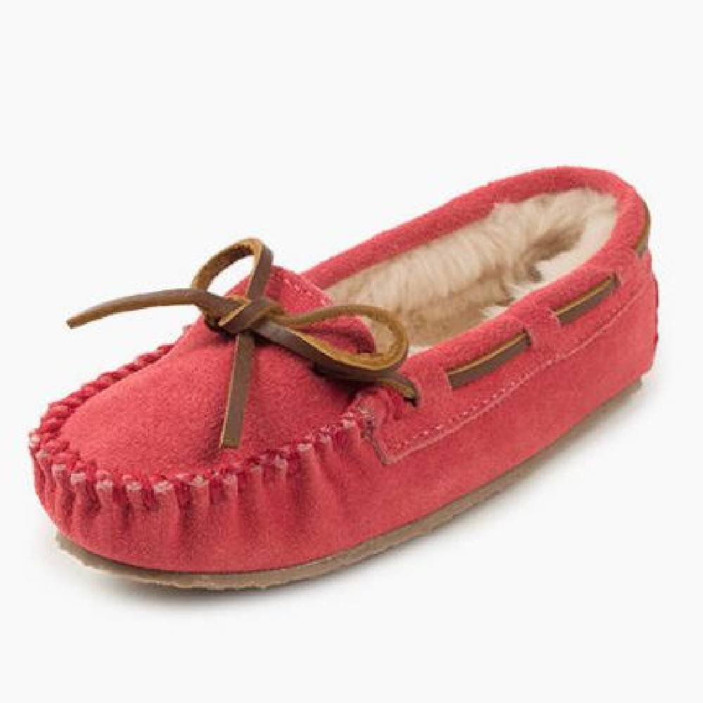 Minnetonka Girl's Cassie Slipper KIDS - Girls - Footwear - Casual Shoes MINNETONKA Teskeys