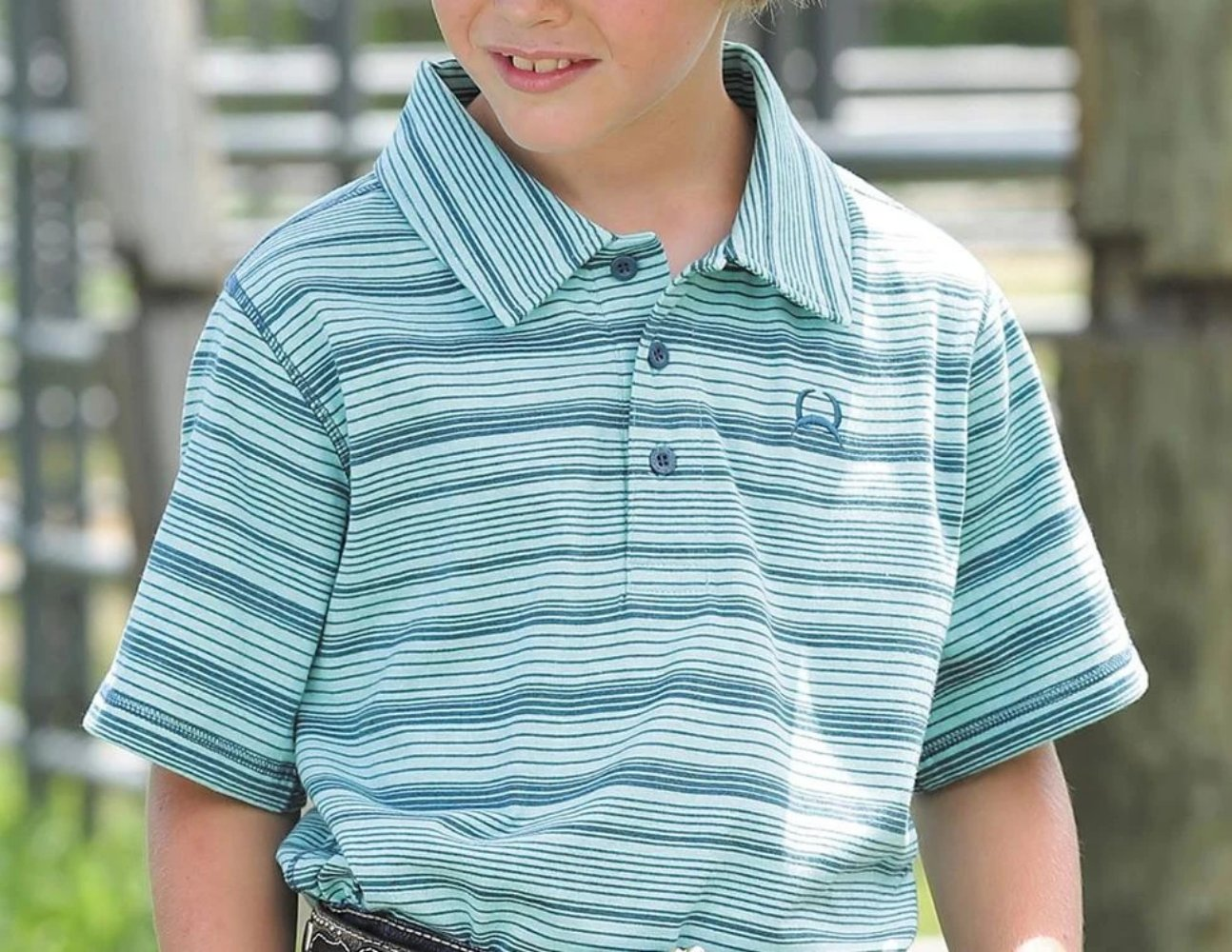 Cinch Boys Polo Shirt KIDS - Boys - Clothing - Shirts - Short Sleeve Shirts CINCH Teskeys