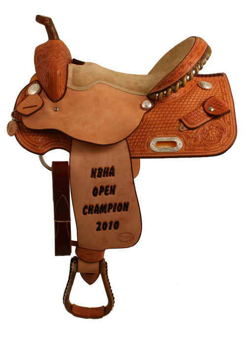 TESKEYS TROPHY SADDLE #2 CUSTOMS & AWARDS - SADDLES Teskey's Teskeys