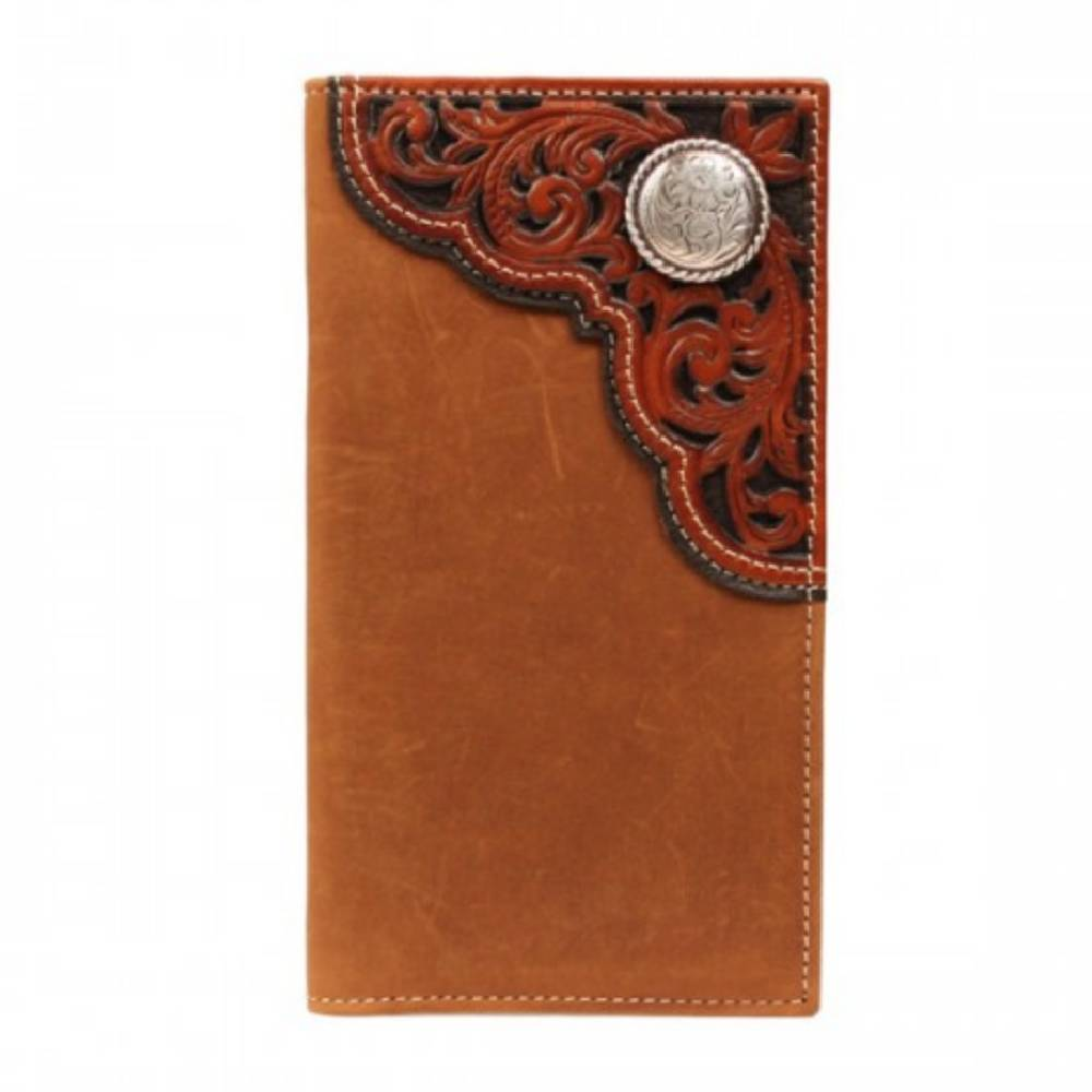 Nocona Rodeo Filigree Wallet MEN - Accessories - Wallets & Money Clips M&F WESTERN PRODUCTS Teskeys