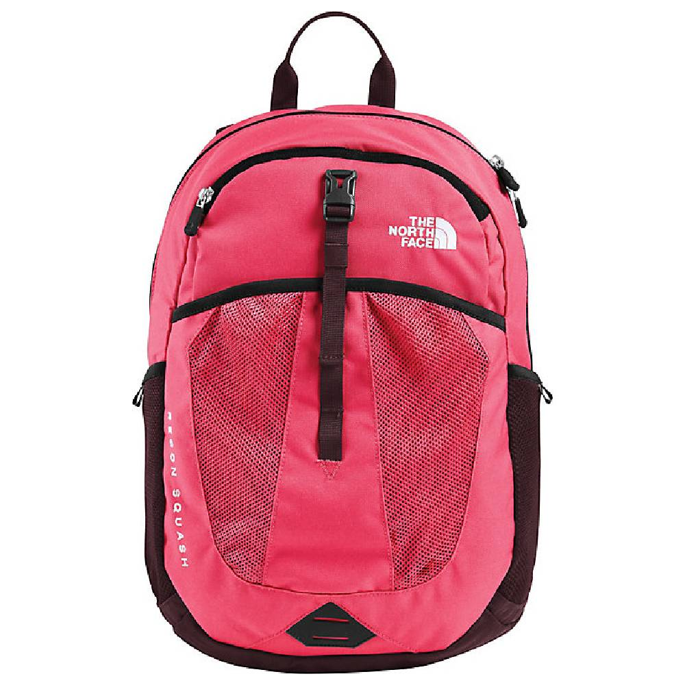 The North Face Youth Recon Squash Backpack-Paradise Pink KIDS - Accessories - Backpacks The North Face Teskeys