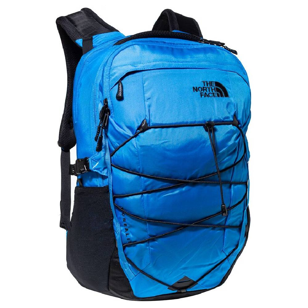 The North Face Borealis Backpack-Clear Lake Blue ACCESSORIES - Luggage & Travel - Backpacks & Belt Bags The North Face Teskeys