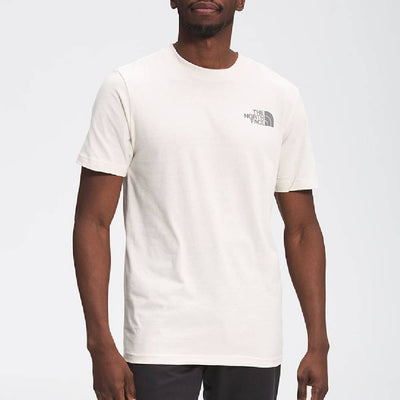 The North Face Men's Box NSE Tee - Vintage White MEN - Clothing - T-Shirts & Tanks The North Face Teskeys